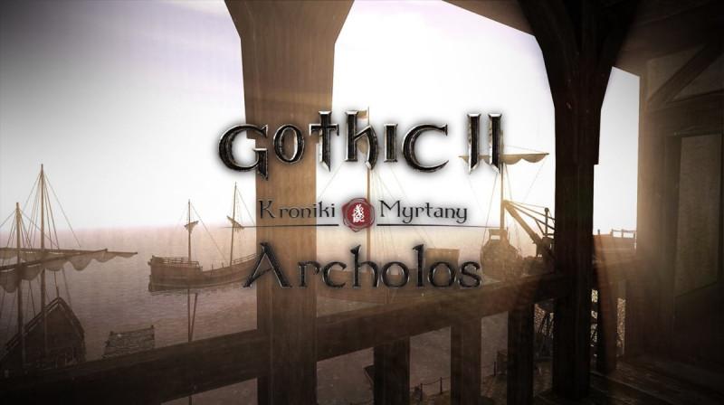 kroniki myrtany,gothic ii