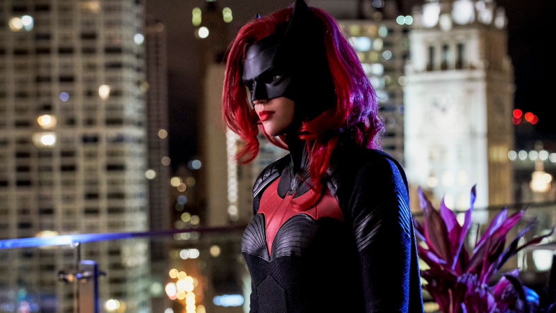 ruby rose,batwoman