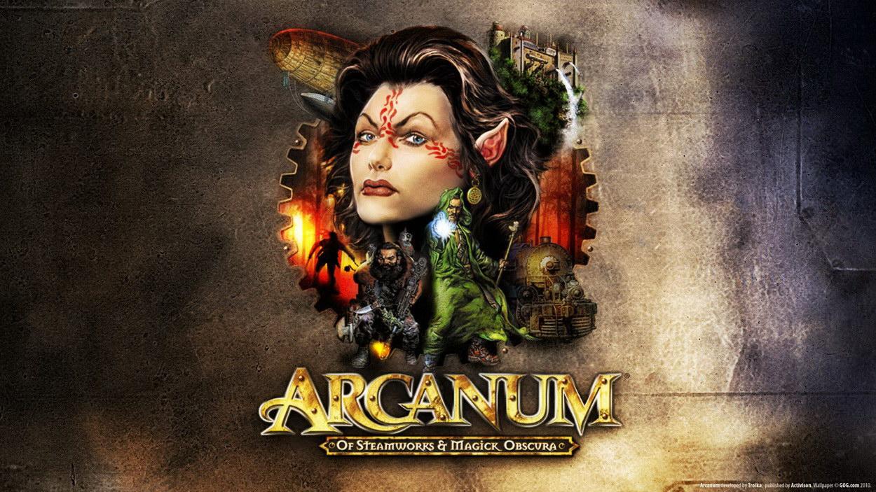 Arcanum: Przypowieść o Maszynach i Magyi