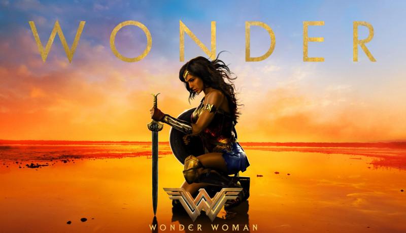 wonder woman,plakat