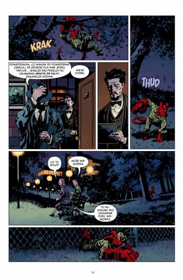 hellboy: opowieści