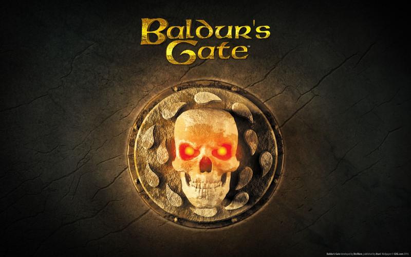 baldur's gate,wrota baldura