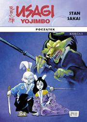 Usagi Yojimbo Początek. Księga #02