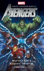 avengers. wszyscy chcą rządzić światem