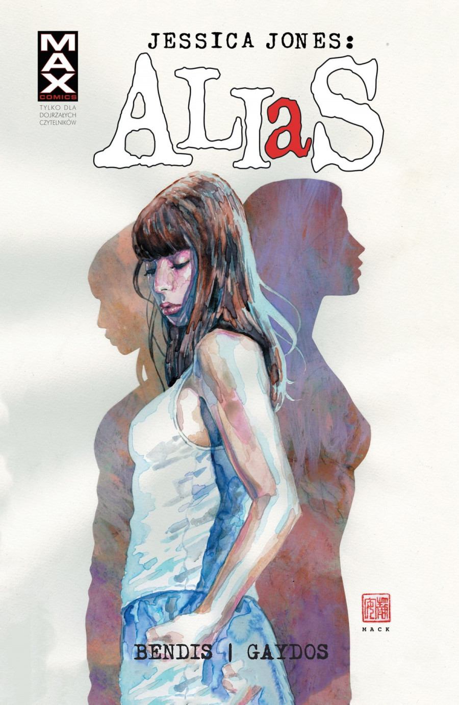 Jessica Jones: Alias. Tom 1
