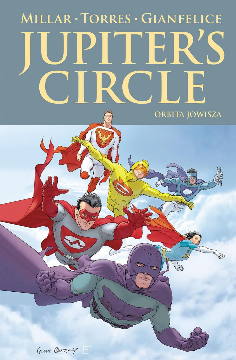 Jupiter's Circle: Orbita Jowisza