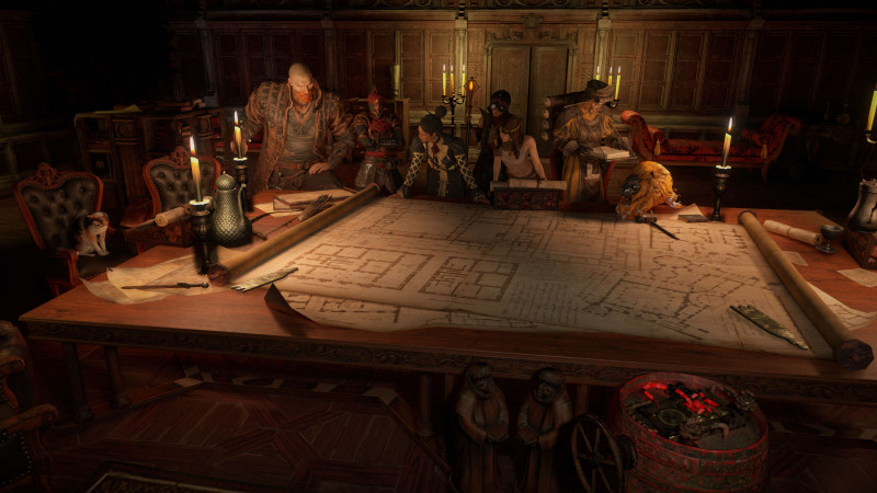path of exile,heist