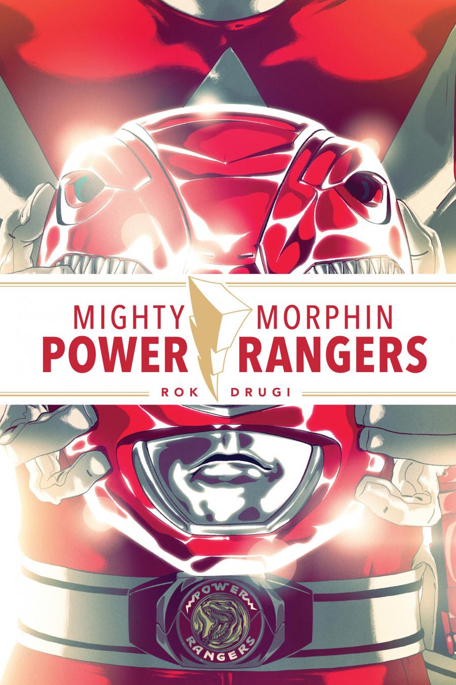 Mighty Morphin Power Rangers: Rok drugi
