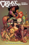 Rat Queens: Demony