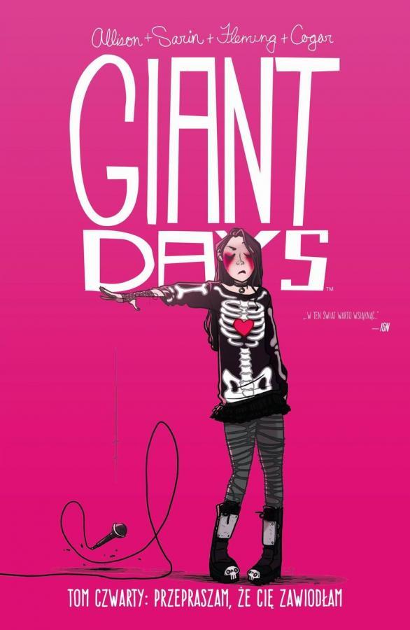 Giant Days: Przepraszam, że cię zawiodłam