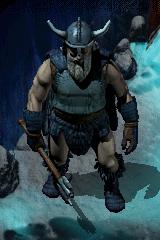 lodowy olbrzym,ochroniarz jorila