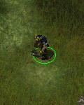 goblin gwardzista topornik