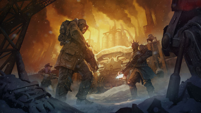 battle of steeltown