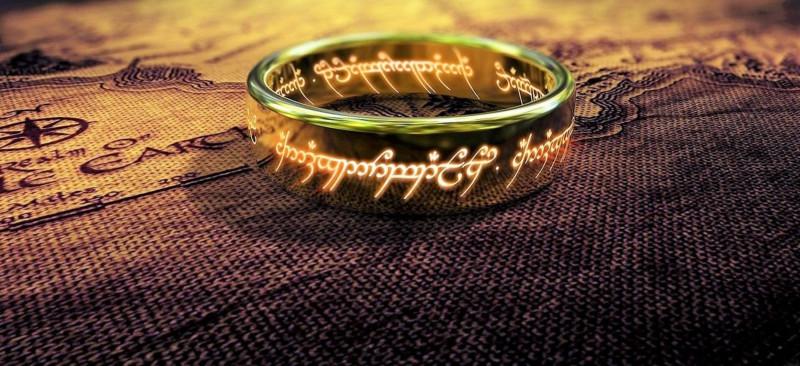 władca pierścieni,serial