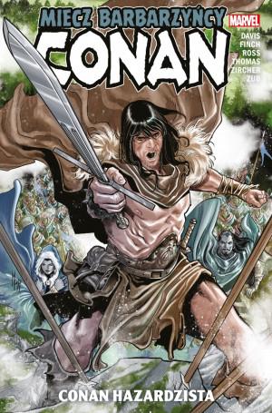 conan. miecz barbarzyńcy: conan hazardzista