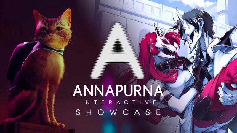 annapurna showcase