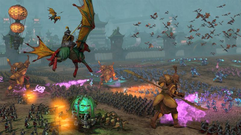 total war: warhammer 3