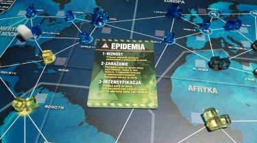 Pandemic Legacy: Sezon 1