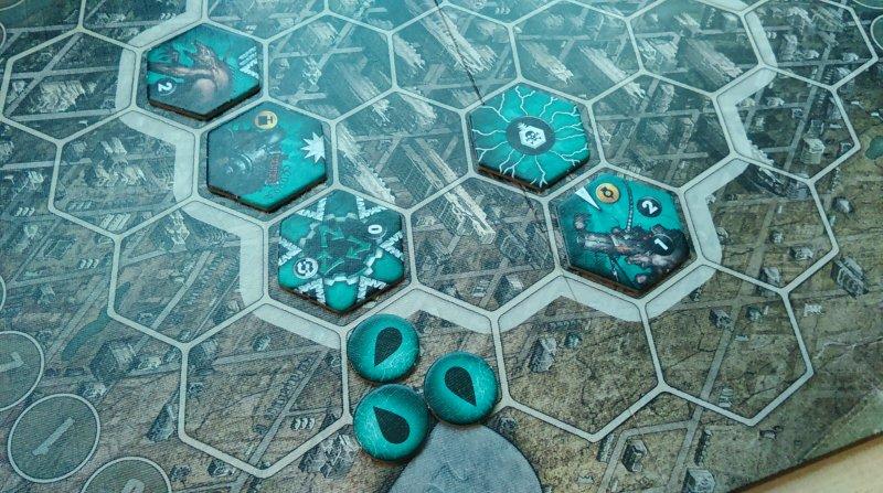 Neuroshima HEX: Sharrash (edycja 3.0)