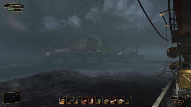 Deus Ex: Bunt Ludzkości - Brakujące Ogniwo