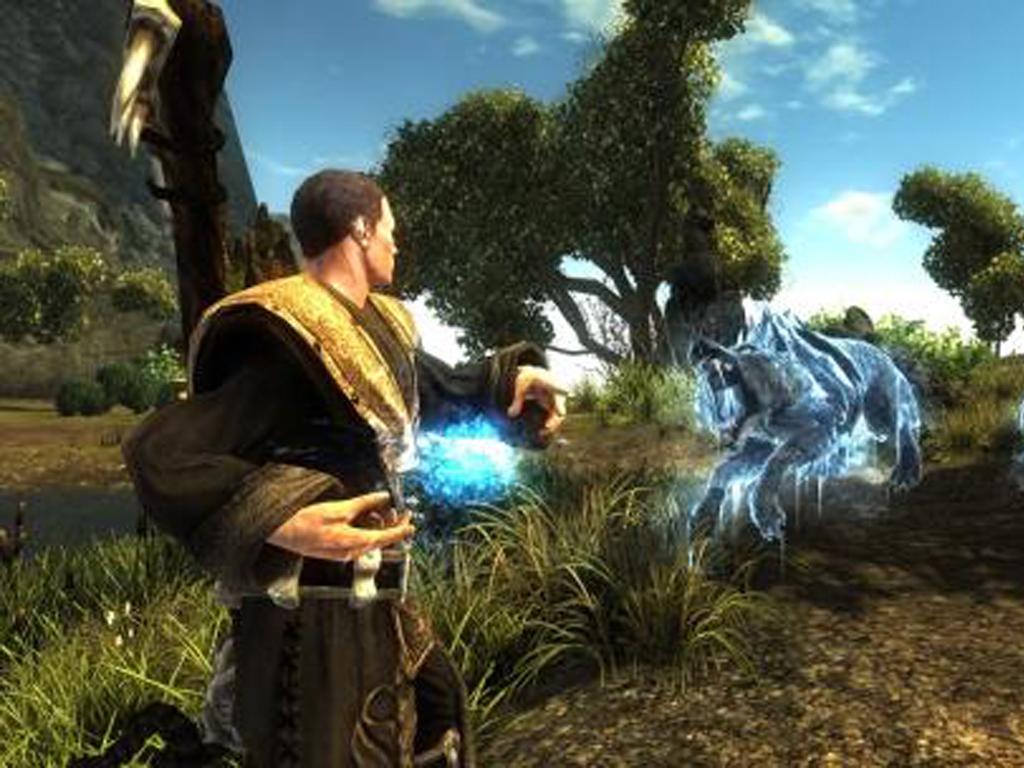 360-версии ролевой игры Risen от создателей сериала Gothicсайта