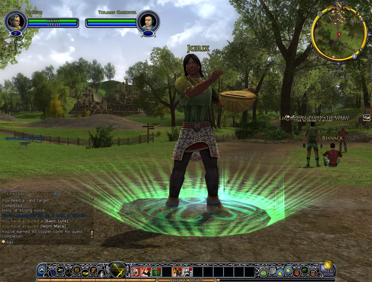 Recenzja The Lord Of The Rings Online Shadows Of